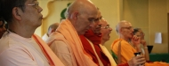 Sanga for GBCs, Gurus and Sannyasis (Mayapur, February 2013)