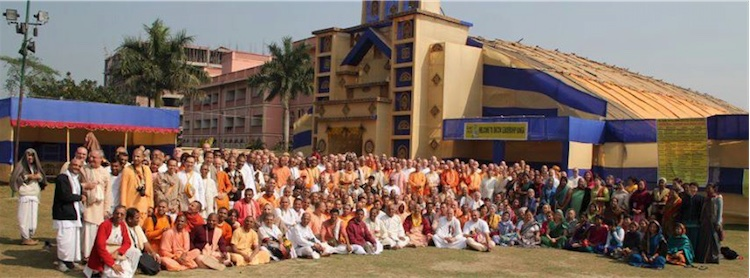 ISKCON Leadership Sanga