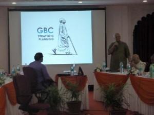 GBC Strategic Planning - 2012