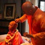 Guru Puja of Srila Prabhupada